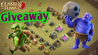 TH8 Engineered War Base Giveaway !
