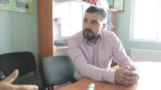 Инж. Рашид Узунов главен инж.на завода за почвообработващи машини Раломекс
