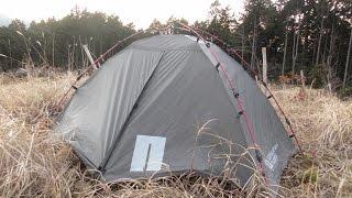 今回はソロキャンプではなくワンタッチテントを積んで山へツーリングデ...