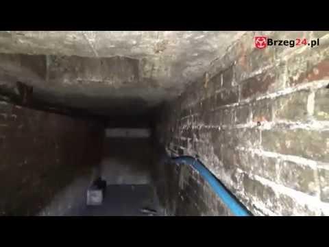 Podziemne tunele w Brzegu