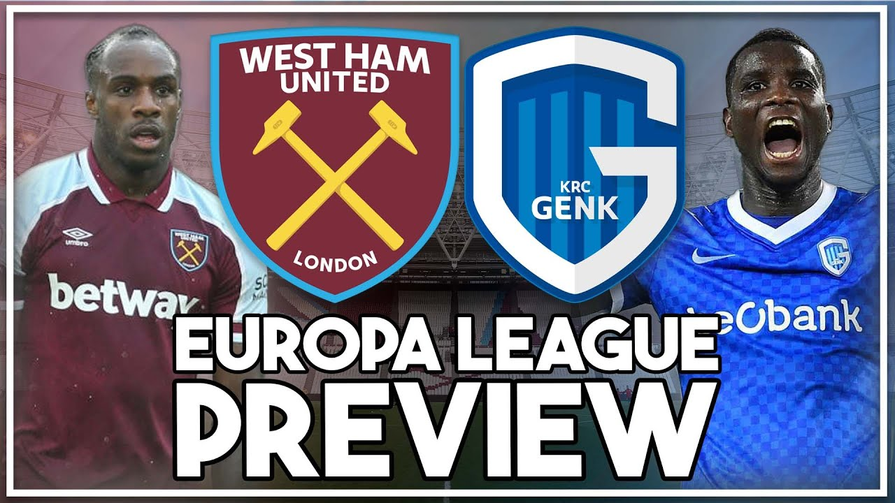 West Ham vs. Genk score: Europa League knockout stages in sight ...