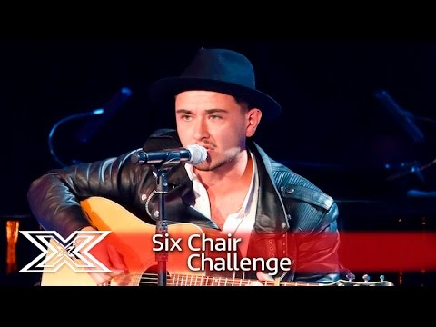 Can Will Rush win Nicole over? | Six Chair Challenge | The X Factor UK 2016