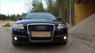 Audi A6 2.4 V6 2005 (In Depth Tour, Start Up, Engine, Test Drive)