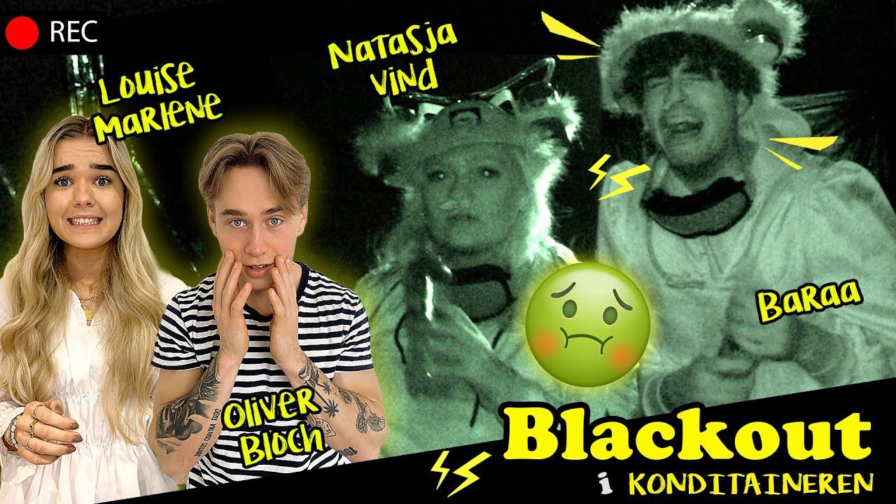 Kaster op af FALSK Faxe Kondi! | Blackout i Konditaineren