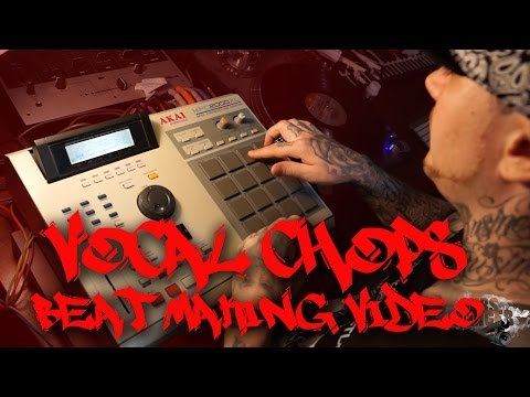 Smooth Hip Hop Classic Soul Disco Vocal Sample Mpc Beat Making Video