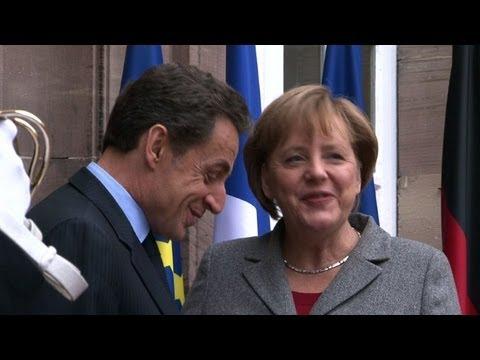 Euro: Sarkozy et Merkel veulent imposer leur compromis