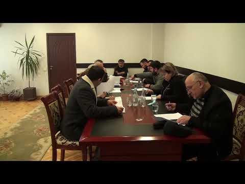 Բերդ համայնքի ավագանու 19.01.2021թ. նիստ