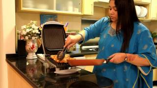 Barbecue Chicken - Bbq Chicken Grilled Cooking Show Grilled Chicken. Cookeryshow By Ryhana