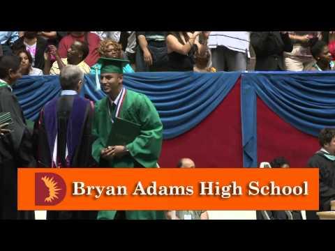 Bryan Adams High School Graduation  2013