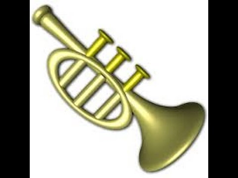 The queen royalty trumpet sound effect