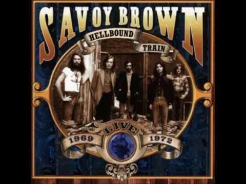 Savoy Brown Hellbound train.wmv
