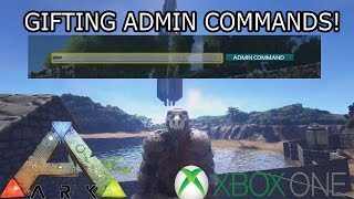 ARK: SURVIVAL EVOLVED - LETTING FRIENDS USE COMMANDS ON NON-DEDICATED - INFORMATION/EXPLAINED