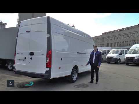 """Газель NEXT удлиненный фургон  кат """"С""""."""