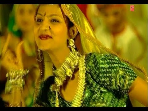 Dhola Dhol Manjira (Rajasthani Folk Video Songs) | Rekha Rao Hits