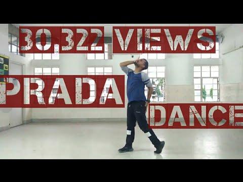 PRADA SONG | JASS MANAK |  DANCE BY | HIMANSHU CHHABRA | CHOREOGRAPHY