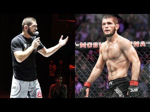 Срочно! Хабиб просит уволить его из UFC и забрать весь гонорар за бой с Конором если…