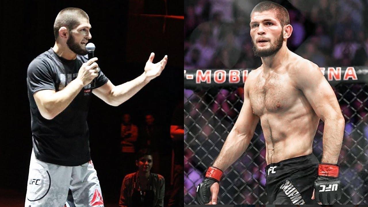 Срочно! Хабиб просит уволить его из UFC и забрать весь гонорар за бой с Конором если...
