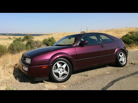 Modified 1994 VW Corrado VR6 Review