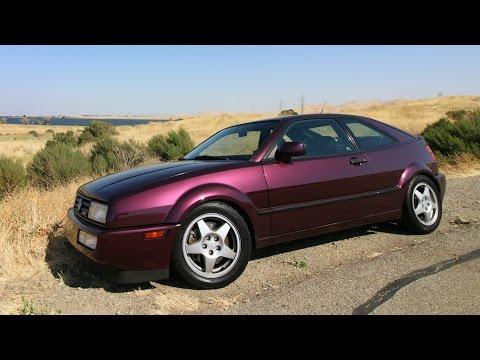 Modified 1994 VW Corrado VR6 Review