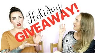 ***CLOSED*** Holiday Giveaway! | BEAUTY NEWS