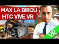 Max lucreaza la BIROU! (HTC VIVE) SPECIAL!