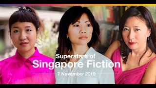 Superstars of Singapore Fiction