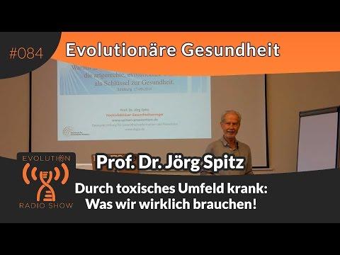 Evolutionäre Gesundheit: Durch toxisches Umfeld krank - Was wir wirklich brauchen! Dr. Spitz   #084