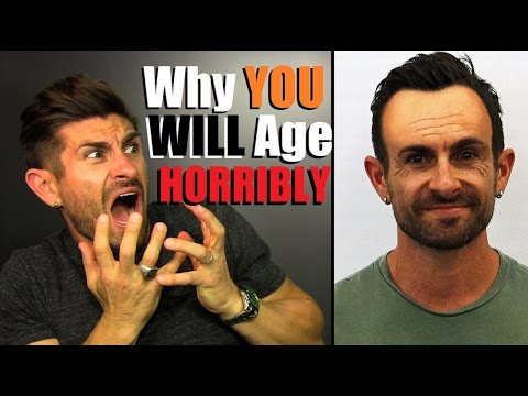 Why YOU Will Age Like SH*T! 10 Reasons You Are Going To Look OLD