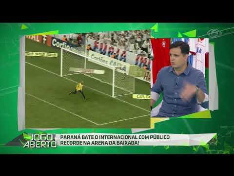 Chico Garcia Minimiza A Derrota Do Inter Para O Paraná