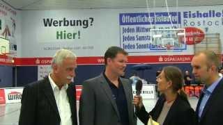 SEAWOLVES TV: 20 Jahre EBC Rostock, Interview mit dem Vorstand