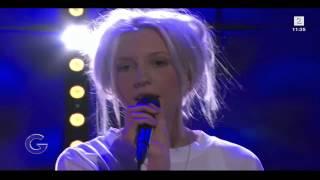 "Julia Adams - ""Allt Jag Nånsin"" - Live fra God Morgen Norge"