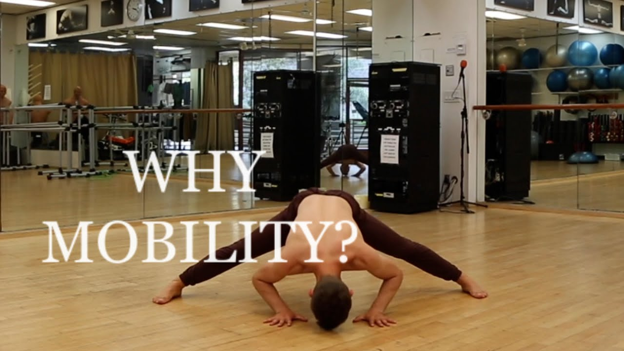 Why buy this Mobility Program? - YouTube