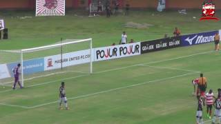 Skill Yahud Odemwingie  Bersama Madura United