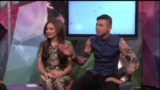 MeleTOP - Best Moments of Nabil And Neelofa Episod 100 [30.09.2014]