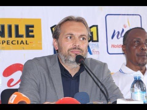 UGANDA CRANES COACH SEBASTIAN DESABRE (Post match Interview before Malawi Game)