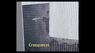Installation Video For Wall And Mosaic Tiles Made Of Glass Or Porcelain.avi