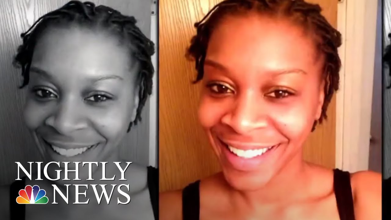 Surfaced Video From Sandra Bland's Traffic Stop Before Death In Police Custody | NBC Nightly News