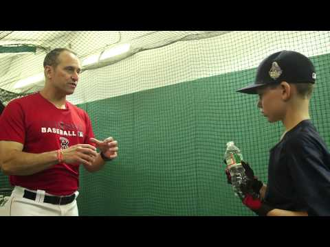 2014 Hitting Lesson with Torey Lovullo and John Farrell
