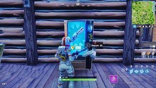 Fortnite Vending Machine Location Discussion (Fortnite Gameplay)