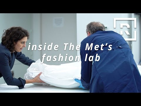 Inside The Metropolitan Museum of Art's Fashion Lab | Racked