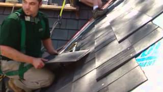 How to Install Shake Roof - Modular Home - Bob Vila eps.2706