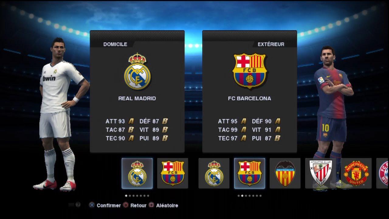 Real Madrid Vs Barcelona All Time