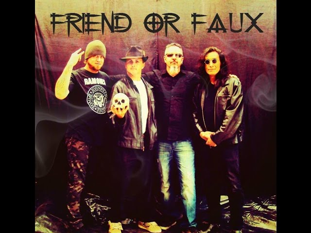 Friend-or-Faux (All I Have To Do)