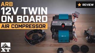 Shop This ARB 12V Twin On Board Air Compressor: http://terrain.jp/2...