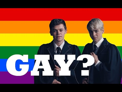 Are They Gay? - Albus Potter And Scorpius Malfoy
