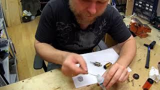 Ремонт бесколлекторного мотора   Brushless motor repair