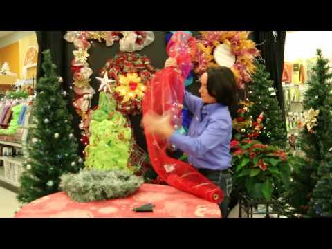 Fabrication boucle de no l youtube - Comment faire une belle creche de noel ...
