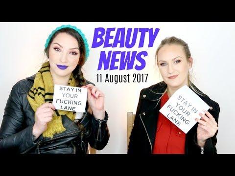 BEAUTY NEWS - 11 August 2017