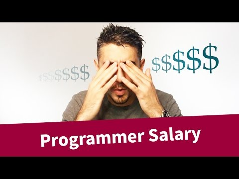 How much money programmers make?