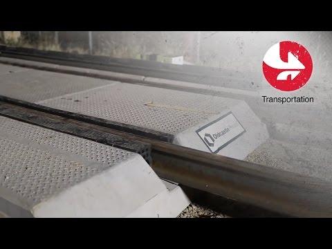 Railroad Track Precast Concrete Solution | Star Track